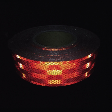 Hot Sale Custom Printing Prismatic reflective adhesive tape for cars