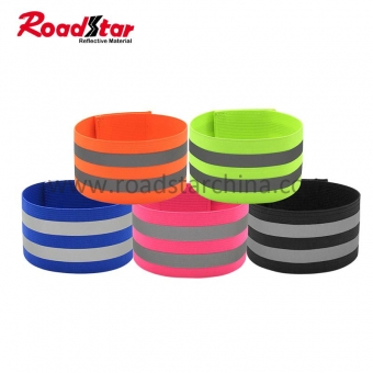 Elastic Reflective Arm Bands