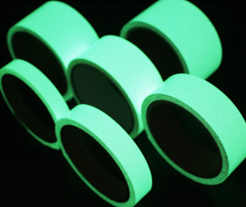 Custom Luminescent Tape