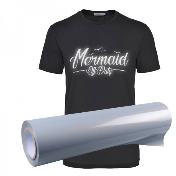 High Intensity Reflective heat transfer vinyl